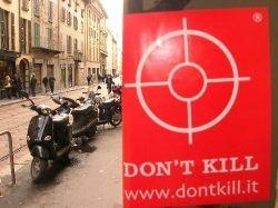 STICKERING – Don't Kill: Se puoi sognarlo, puoi farlo. Passion For Life!