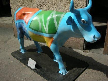 Cow Parade - Microsoft