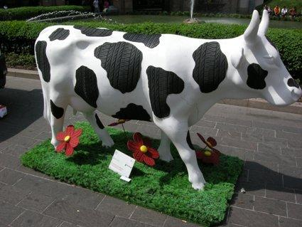Cow Parade - Pirelli