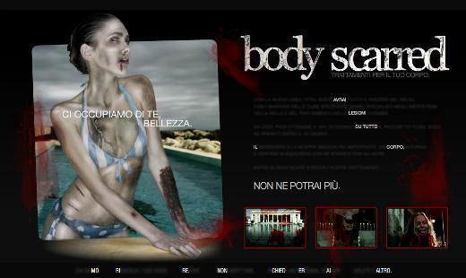 Body Scarred