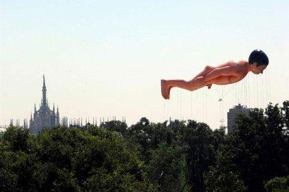 Il Volo di Pawel Althamer