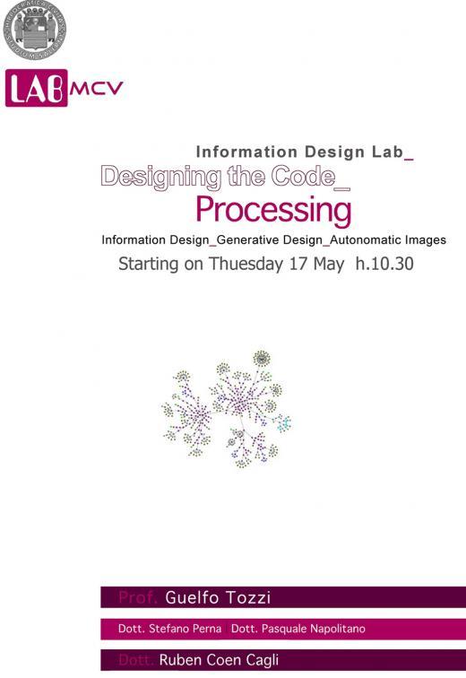 Information Design Lab - Designing the Code