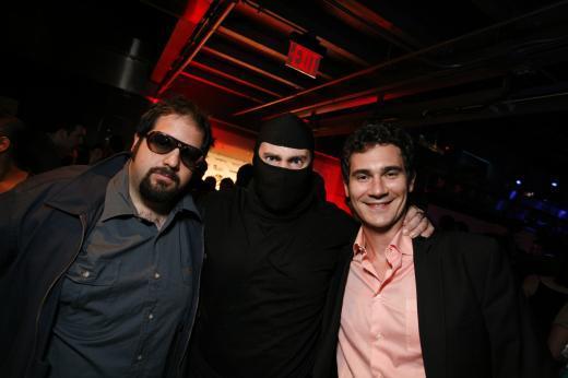 Alex e Mirko con Ask a Ninja