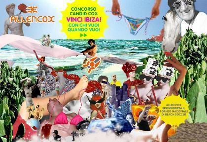 Allen Cox - Summer Candid Cox