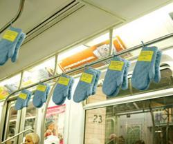 Ambient Marketing - IKEA Everyday Fabulous Exhibit