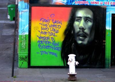 Tanti auguri Bob Marley