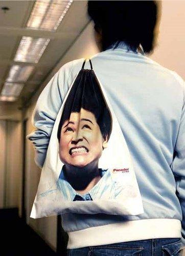 Bagvertising - Panadol