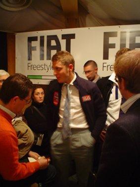 FIAT FreestyleTeam - Lapo Elkann