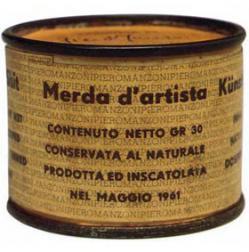 Guerrilla di merda: Il non-convenzionale per promuovere l'arte di Manzoni in mostra a Napoli