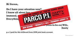 GUERRILLA - Court Tv Parco P.I.