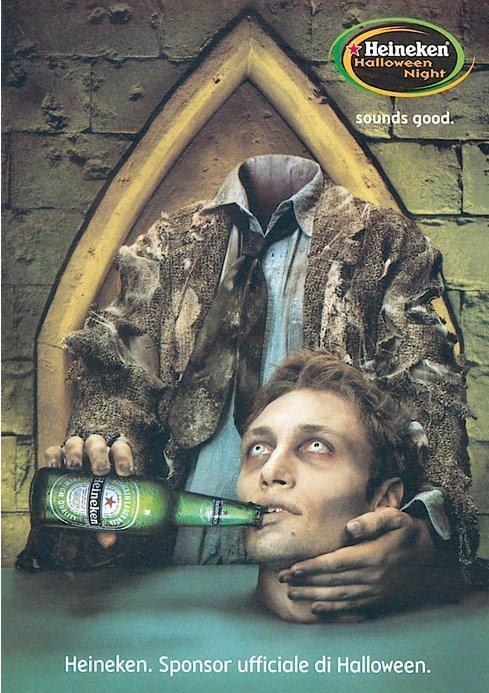 Heineken Halloween Party - Jason Voorhees