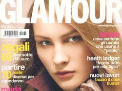 Dicembre 2005 – Glamour: Nuovi lavori, faccio il cool hunter