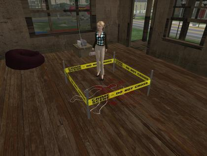 Criminalità in Second Life