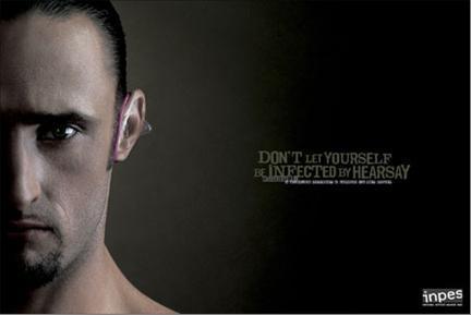Social Marketing - Nous-Tous.com Campagna Virale contro la disinformazione sull' AIDS