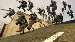 Battlefield 2 rimbalza con la parodia dello spot Sony Bravia