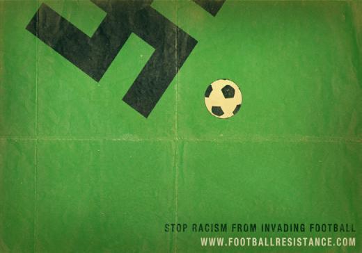 Footballresistance.com - Il calcio si schiera contro il razzismo