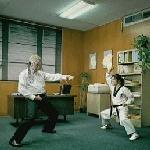 VIRAL VIDEO - Quando il datore di lavoro si crede Karate Kid!