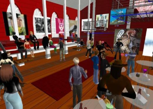 GridGallery: Nasce la prima Galleria d'Arte virtuale italiana su Second Life