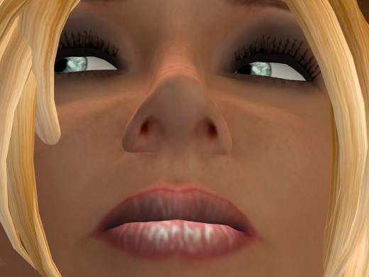 LOL - Ritratti di Avatar femminili di Eva e Franco Mattes