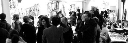 MeEt2bIz$HoP - Open expo shopping party tra musica, arte, moda e design