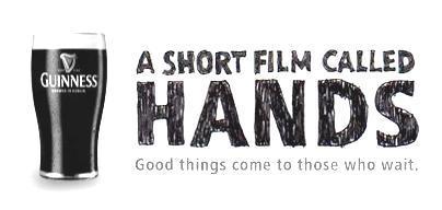 VIRAL SITE - A Short Film Called Hands: Una Guinness per chi sa aspettare