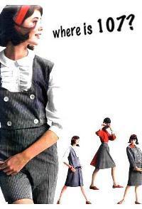 Where Is 107? - L'Happening del 31 Marzo 2007… aspetta le 00.00 per sapere dove!