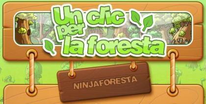Un Clic per la Ninja Foresta
