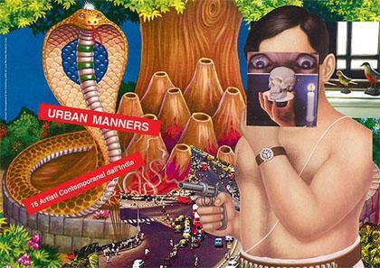 URBAN MANNERS: Le due anime dell'India contemporanea