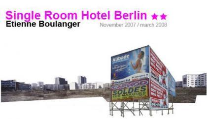 Hotel Container: Un soggiorno tra arte turismo e pubblicità