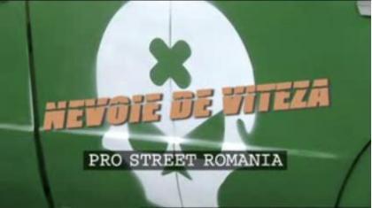 ProStreet Romania: Video amatoriale o campagna virale?