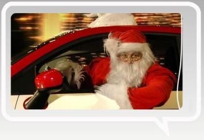 500 Way's: Babbo Natale quest'anno sei tu!