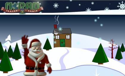 NORAD e Google Earth: Alla scoperta di Babbo Natale