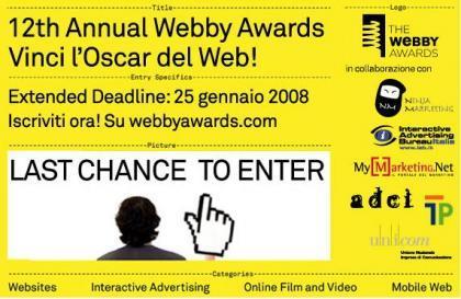 Come vincere un Webby - Una chiacchierata con David-Michel Davies