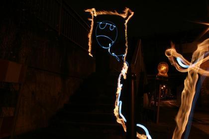 Lichtfaktor: disegnatori di luce