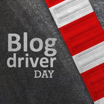 Blogger al volante