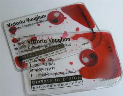 Business Card e creatività