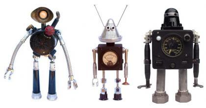 Guy Robot – Cortocircuiti di creatività