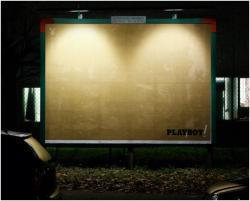 PlayBoy - Messaggio di sera… buona audience si spera!