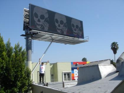 Skullphone - Graffiti digitali a Los Angeles