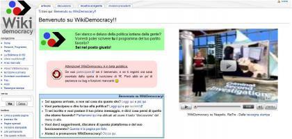 Wiki Democracy