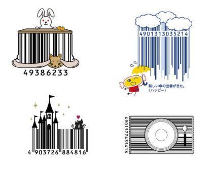 Codice a barre - Una codifica creativa