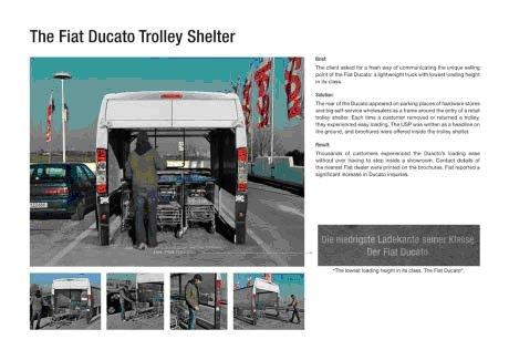 Ducato Trolley Shelter