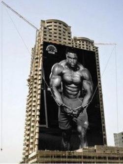Powerhouse Gym: Corpi in costruzione