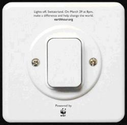 WWF: Tutti al buio per un'ora…