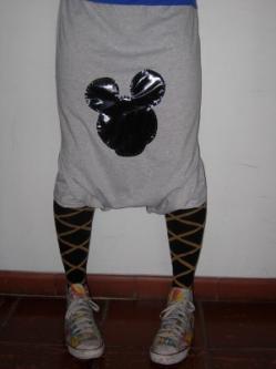 T-Skirt: Come essere cool con i vestiti al contrario