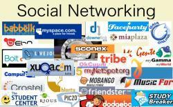 Il social networking tra gli over 40