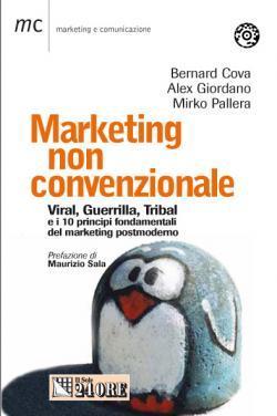 Che fine ha fatto il libro Marketing non-convenzionale?