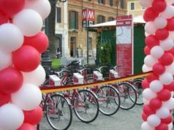 Roma 'n Bike: bike sharing per la Capitale