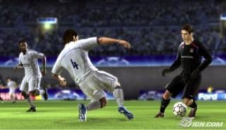 Advergame sul calcio della Rexona Man