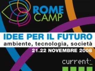 Al via il romecamp 2008: barcamp sulle idee per migliorare il futuro